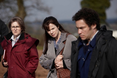 Emily Watson, Dominic West / APPROPRIATE ADULT (Sundance Channel)