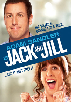 Katie Holmes Jack  Jill on Jack And Jill Premieres March 6 Pg Comedy Adam Sandler Katie Holmes