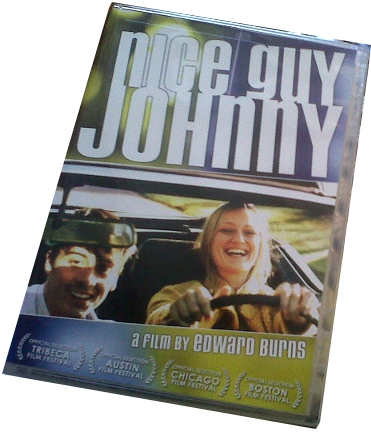 NICE GUY JOHNNY DVD