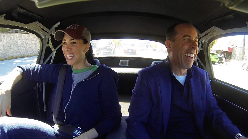 jerry seinfeld 39 s comedians in cars getting coffee season 2 premiere on demand weekly. Black Bedroom Furniture Sets. Home Design Ideas