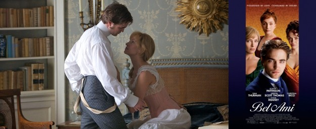 Robert Pattinson in BEL AMI - Now On Demand