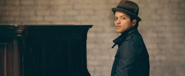 Bruno Mars Lands On On Music Choice's On Demand  Top 10