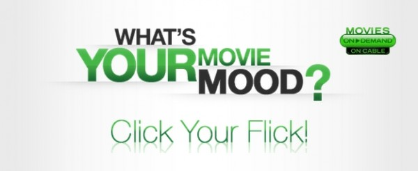 Click Your Flick - Movies On Demand for the Week of  January 20th