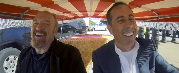 Jerry Seinfeld's Comedians In Cars Getting Coffee - Louis C.K.