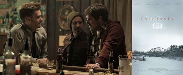 Rich Sommer and Chris Messina Star in FAIRHAVEN