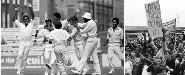 FIRE IN BABYLON On Demand - Viv Richards Interview