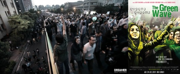 THE GREEN WAVE About The 2009 Iranian Election