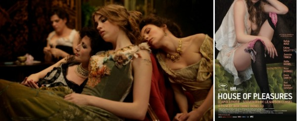 IFC films Brings Bertrand Bonello's HOUSE OF PLEASURES To On Demand