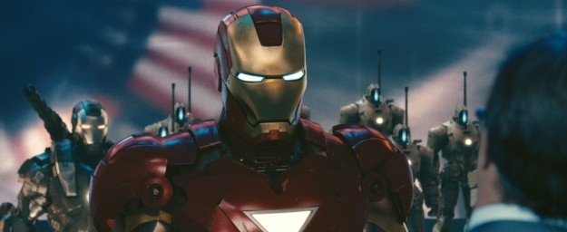 IRON MAN Rockets To The #1 Movie On Demand
