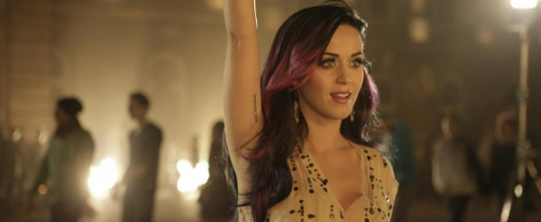 Katy Perry's Firework on Music Choice's On Demand Top 10