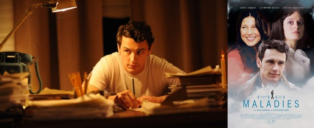 James Franco's MALADIES - Now On Demand