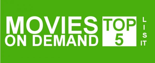 Movies On Demand: List It - Political Thrillers
