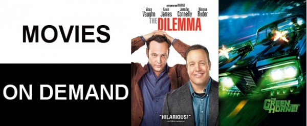 Vince Vaughn, Kevin James and Seth Rogen Premiere On Demand