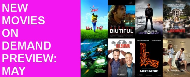 Movies On Demand - May Preview