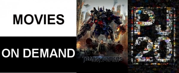 TRANSFORMERS: DARK OF THE MOON Invades VOD Friday