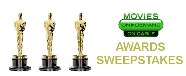 Win A $25 Gift Card - Movies On Demand Awards Sweepstakes