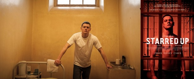 Jack O'Connell (UNBROKEN) Stars in STARRED UP - Now On Demand