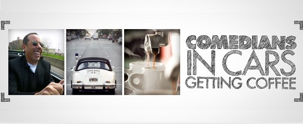 Comedians in Cars Getting Coffee poster