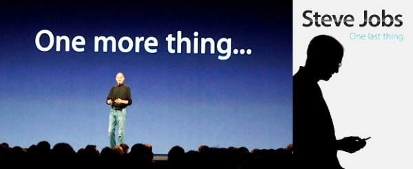 STEVE JOBS: ONE LAST THING - Now On Demand