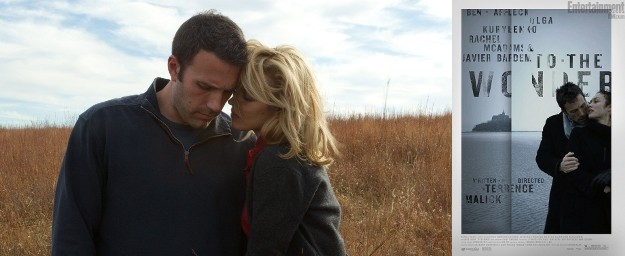 Terrence Malick's TO THE WONDER With Ben Affleck And Rachel McAdams On Demand April 12