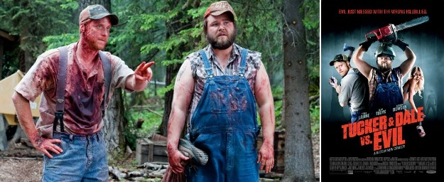 TUCKER AND DALE VS. EVIL Look For Safe Haven On Demand