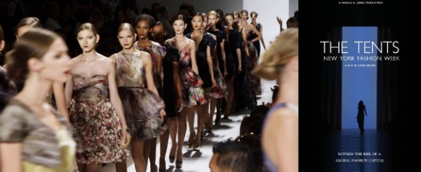 Go Behind New York Fashion Week With The On Demand Documentary THE TENTS