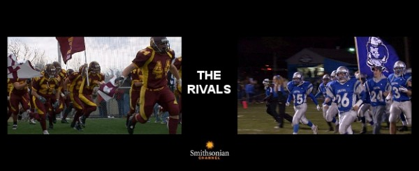 AN AMERICAN SPORTS STORY…THE RIVALS - Smithsonian Channel
