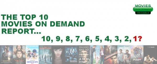 What Is The #1 Movie On Demand?