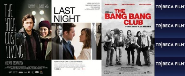 TRIBECA FILM TO BOW 6 FILMS FROM 2011 TRIBECA FILM FESTIVAL ON DEMAND