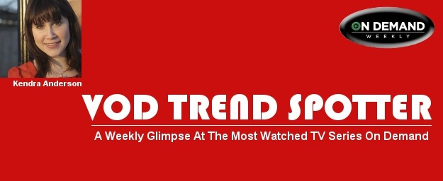 The Power of the Throne Reigns (VOD Trend Spotter)