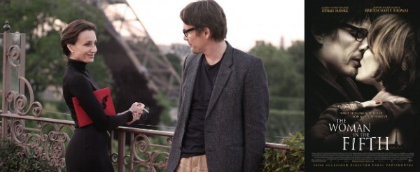Ethan Hawke, Kristin Scott Thomas And Paris Star in THE WOMAN IN THE FIFTH