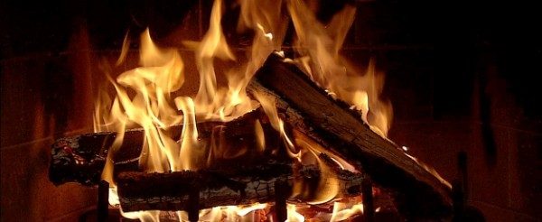 The Yule Log Is back On Demand