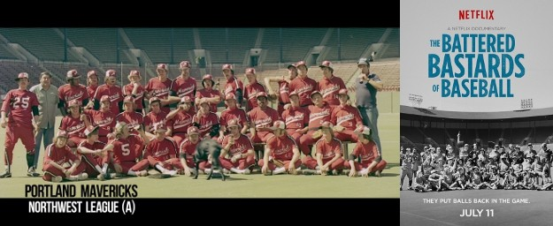 Kurt Russell's THE BATTERED BASTARDS OF BASEBALL (A Netflix Original Documentary)