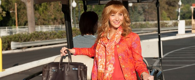 Lisa Kudrow Makes Her Comeback On HBO