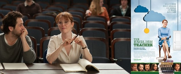Julianne Moore Stars in THE ENGLISH TEACHER